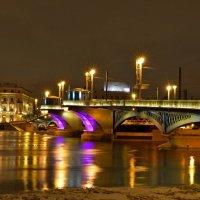 мост.ночь :: Светлана Михалько