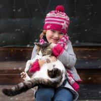 Первый снег :: Юлия Миткаль