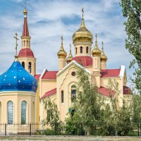 Храм в г. Цимлянск :: Николай Мухачев