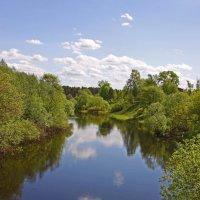 река весной :: Наталья