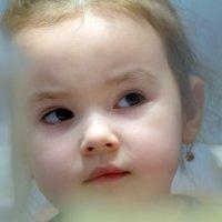 Полина - очень рассудительная девочка :: erdny stoyanov