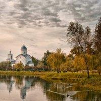 Храм св.Александра Невского в Гомеле :: Василий Королёв