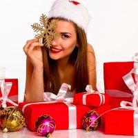 Мисс Санта :: Евгения Касьяненко