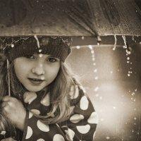 Под дождем :: Оля Нагорная