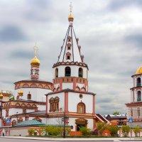 Собор Богоявления (Церкви Иркутска) :: brewer Vladimir