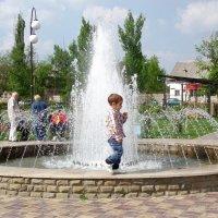 В парке... :: Сергей Петров