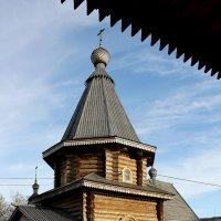 на подворье Трифонов-Печенгского мужского монастыря,г.Мурманск :: Светлана Кажинская