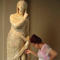 Две тысячи лет назад женщин интересовало то же самое :: Бояринцев Анатолий