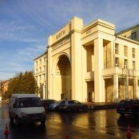 Осень в Долгопрудном - это еще не осень  физтеха! :: Андрей Лукьянов