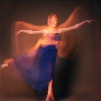 танец :: Ольга Контузорова