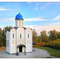 Храм Покрова Пресвятой Богородицы :: Елена Кознова