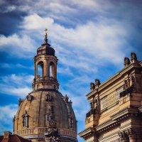 Архитектура Дрездена :: Ксения Базарова