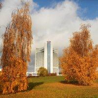 Городской этюд :: Ирина Олехнович