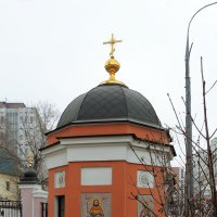 Часовня Новомучеников Сергия, Павла и Александра в Покровском. :: Александр Качалин