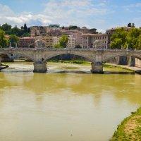 Зеленые реки Рима :: Мари Кузнецова