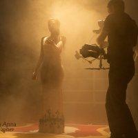 Съемки клипа :: Анна Булгакова