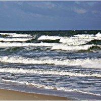Море волнуется...раз... :: Валерия Комова