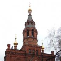 Церковь Благовещения Пресвятой Богородицы при 6-й Саперной бригаде :: Александр Качалин