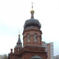 Церковь Благовещения Пресвятой Богородицы при 6-й Саперной бригаде. :: Александр Качалин