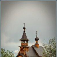 Церковь Пантелеимона Целителя при Районной больнице в Сергиевом Посаде :: Дмитрий Анцыферов
