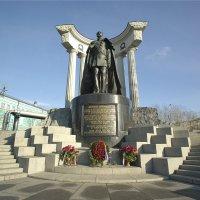 памятник :: Oleg Rudakov