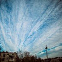 Октябрьское небо :: Юлия Хавротина