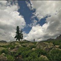 Среди облаков :: Алексей Хвастунов