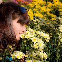 Аромат цветов :: Ирина Рассветная