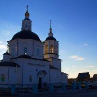 Церковь Спаса в Коларово :: Alexandr Яковлев