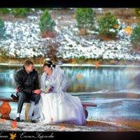 зимняя свадьба :: Еления Харченко