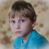 Детский портрет :: Анна Никонорова