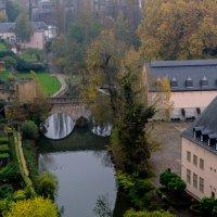 Осень в Люксембурге :: Witalij Loewin