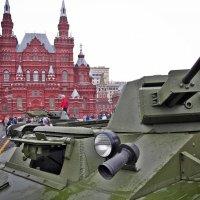 7 НОЯБРЯ на Красной площади :: Ирина Князева