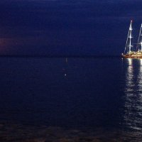 Лунная дорожка :: Юлия Ковалевская