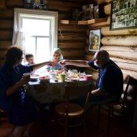 Вера Платонова - За столом
