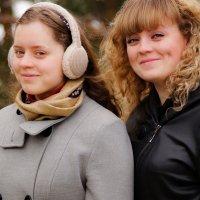 Мама и дочь :: Диана Мелина