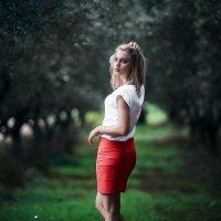 Девушка :: Artemii Smetanin