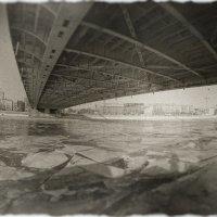Крымский мост :: Борис Соловьев