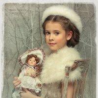 """Christmas Postcard"" :: Наташа Родионова"