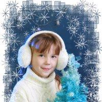 Новогодняя открытка :: Римма Алеева