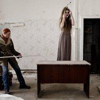 комната с тенями :: Владимир Юминов