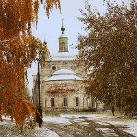Первый снег :: Elena Izotova