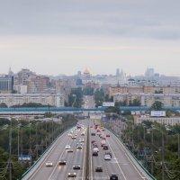 городской пейзаж :: Дмитрий Крыжановский