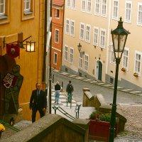 Прага :: Ирина Татьяничева