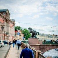 Питер глазами туриста :: Андрей Осипов