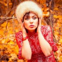Осень :: Катерина Демьянцева