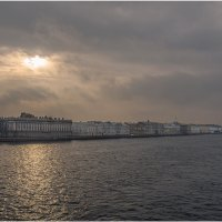 Мне приснилось небо Питера... :: Борис Борисенко