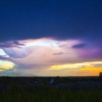 Окно в небесах :: юрий Амосов