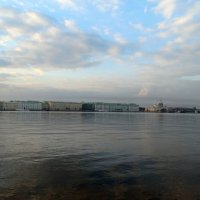 Утро на реке. :: Владимир Гилясев