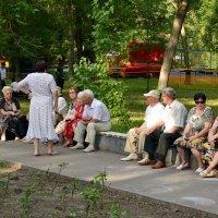 Разговоры, разговоры.... :: Владимир Болдырев